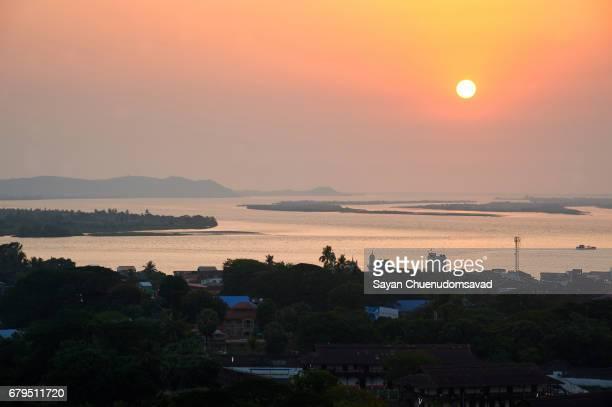 Mawlamyaing Cityscape_Myanmar