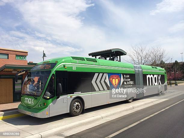 Max a public transportation system powered by clean natural gas