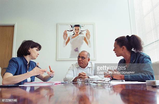 Max Azria of the BCBG Max Azria clothing line at a meeting in his Los Angeles office With critically claimed collections and a loyal following of...