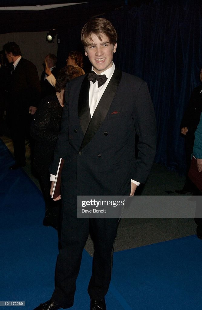 Max Benitz, 'Master And Commander: The Far Side Of The World' Royal Premiere After Party At Billingsgate Fish Market, London