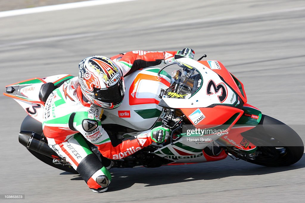 FIM Superbike World Championship - Race Day