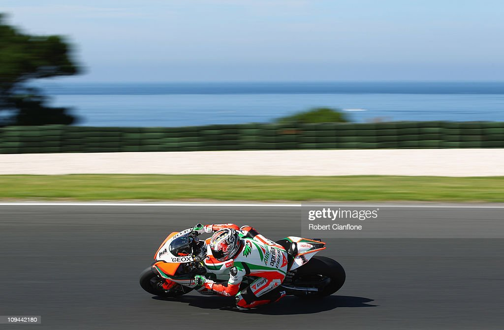 Superbike World Championship Round One - Qualifying