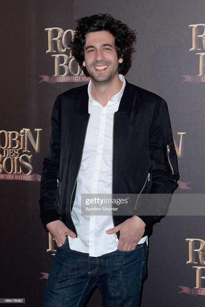 'Robin Des Bois, La Veritable Histoire' : Paris Photocall At Gaumont Opera Capucines