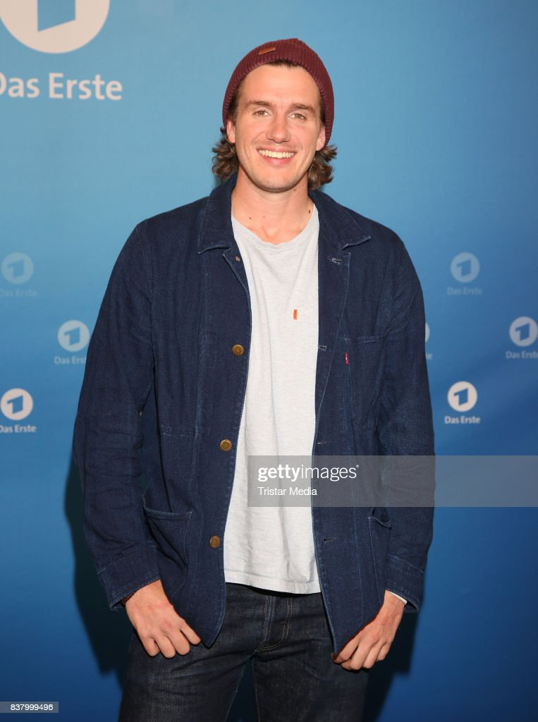 Max Bretschneider during the 'Die letzte Reise' Photo Call at Hotel Atlantic Kempinski on August 23, 2017 in Hamburg, Germany.