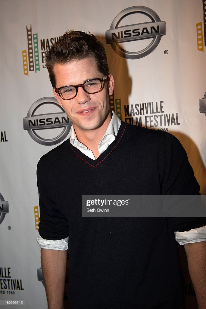 Max Carver attends day 3 of the 2014 Nashville Film Festival at Regal Green Hills on April 19, 2014 in Nashville, Tennessee.