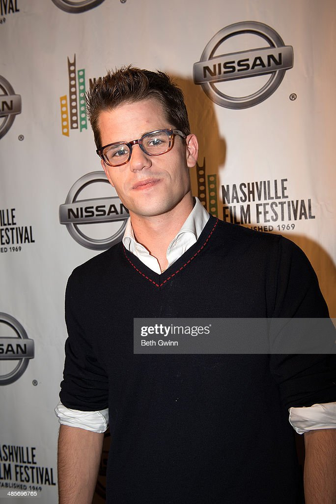 <a gi-track='captionPersonalityLinkClicked' href=/galleries/search?phrase=Max+Carver&family=editorial&specificpeople=5533362 ng-click='$event.stopPropagation()'>Max Carver</a> attends day 3 of the 2014 Nashville Film Festival at Regal Green Hills on April 19, 2014 in Nashville, Tennessee.
