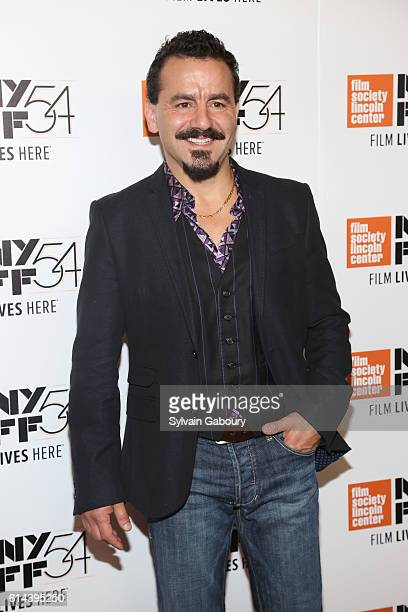 Max Casella attends the screening of 'Jackie' during the 54th New York Film Festival at Alice Tully Hall on October 13 2016 in New York City