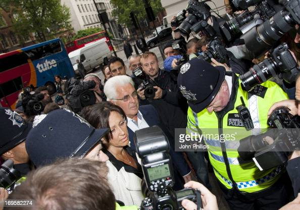 Max Clifford appears at The City of Westminster Magistrates Court charged with 11 counts of indecent assault after being arrested as part of the...