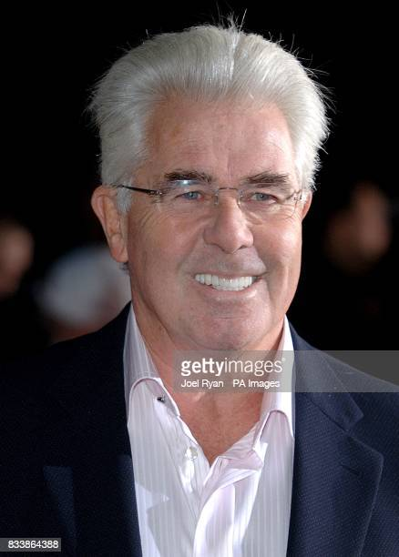 Max Clifford arrives for the Pride of Britain Awards 2007 The London Studios Upper Ground London SE1