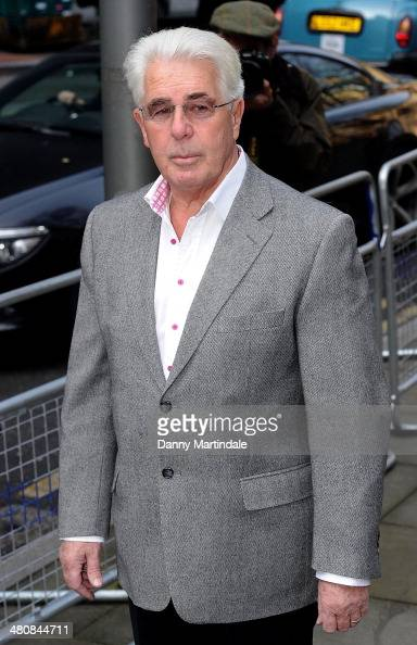 Max Clifford arrives Southwark Crown Court on March 27 2014 in London England Mr Clifford a public relations expert has pleaded not guilty to 11...