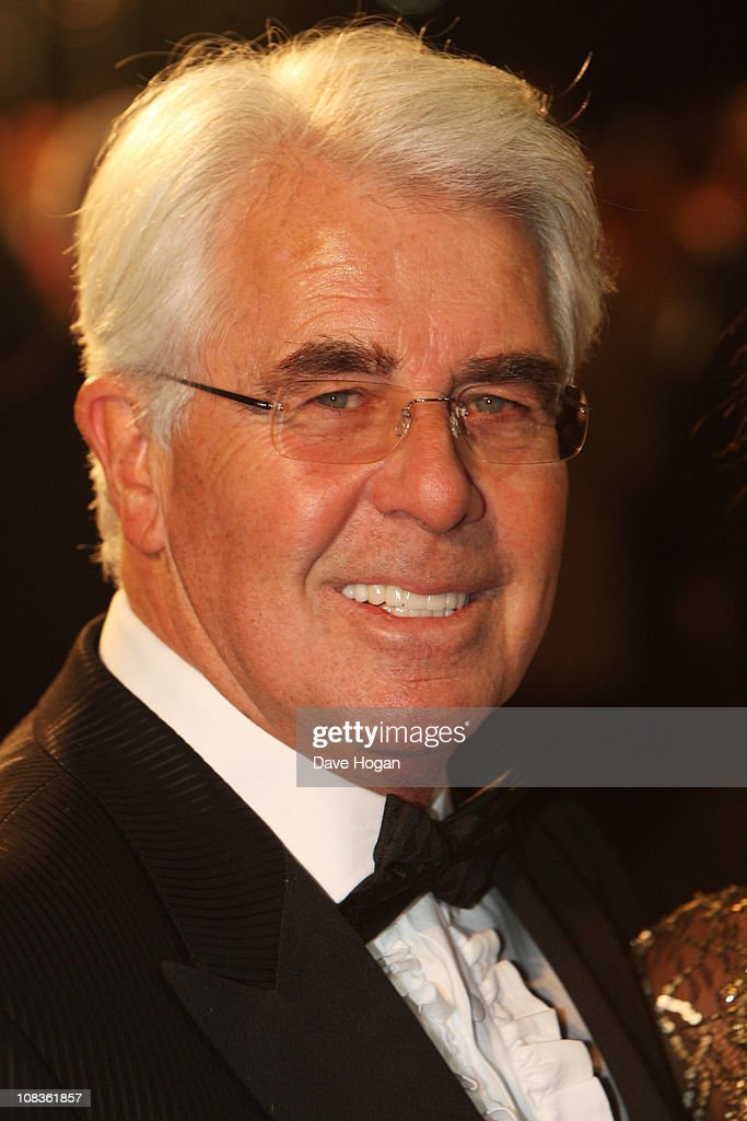 Max Clifford attends the National Television Awards 2011 held at Indigo at The O2 Arena on January 26 2011 in London England