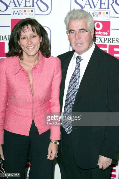Max Clifford during 2005 Vodafone Life Savers Awards at The Savoy River Room in London Great Britain
