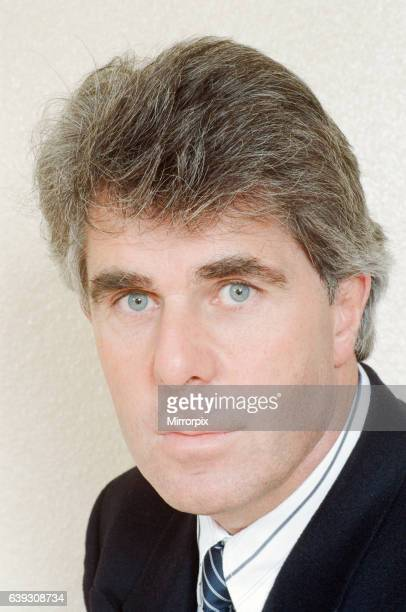 Max Clifford Publicist 31st March 1989