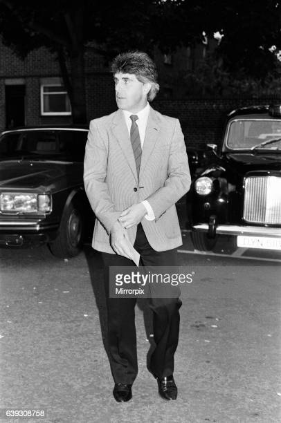 Max Clifford Publicist 7th June 1986
