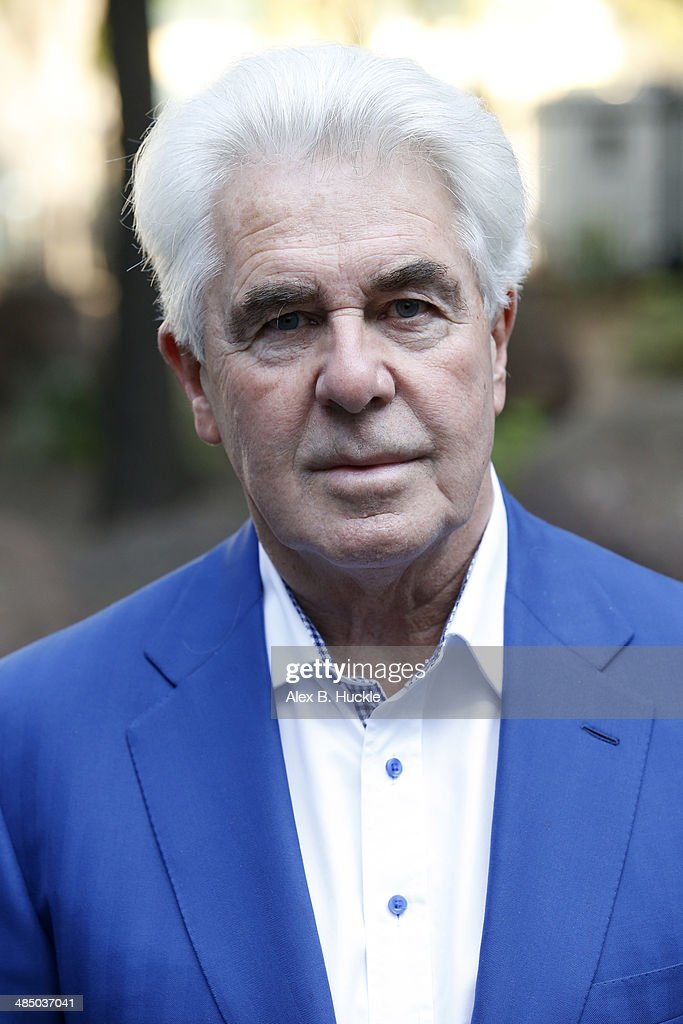 Max Clifford sighted arriving at Southwark Crown Court April 15 2014 in London England