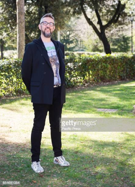 Max Croci attends the photocall of 'La Verità vi spiego sull'Amore'