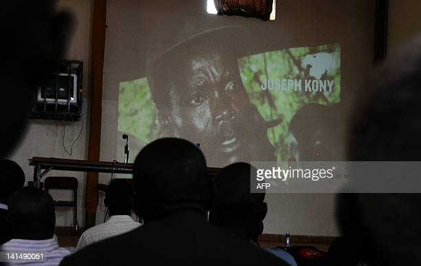 Max Delany Leaders from Uganda's Acholi region watch a screening of a hugely popular internet video calling for the capture of rebel commander Joseph...