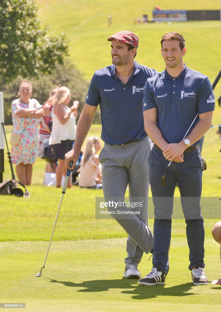 Celebrity Cup At Celtic Manor Resort - Day One