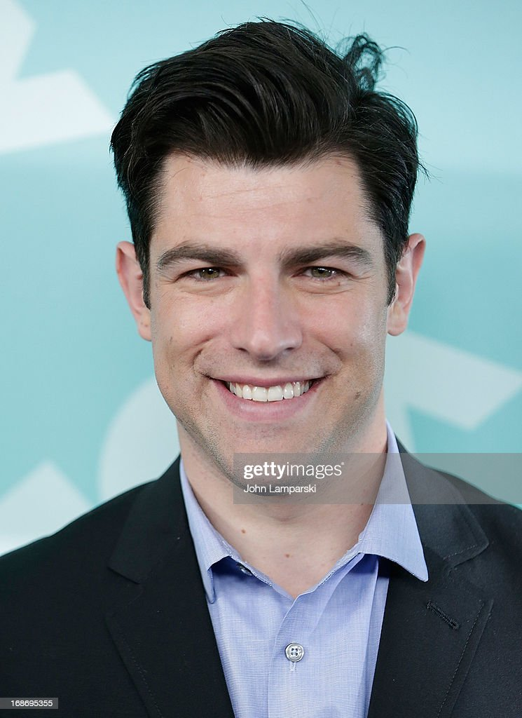 <a gi-track='captionPersonalityLinkClicked' href=/galleries/search?phrase=Max+Greenfield&family=editorial&specificpeople=599135 ng-click='$event.stopPropagation()'>Max Greenfield</a> attends the FOX 2103 Programming Presentation Post-Party at Wollman Rink - Central Park on May 13, 2013 in New York City.