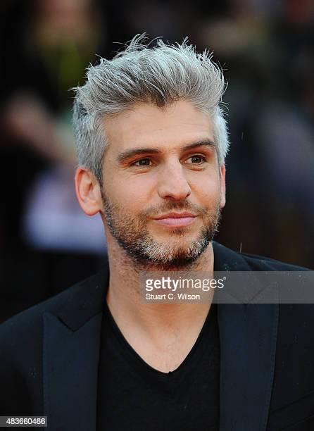 Max Joseph attends the European Premiere of 'We Are Your Friends' at Ritzy Brixton on August 11 2015 in London England