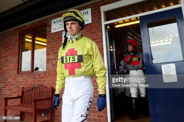 Max Kendrick at Ludlow Racecourse