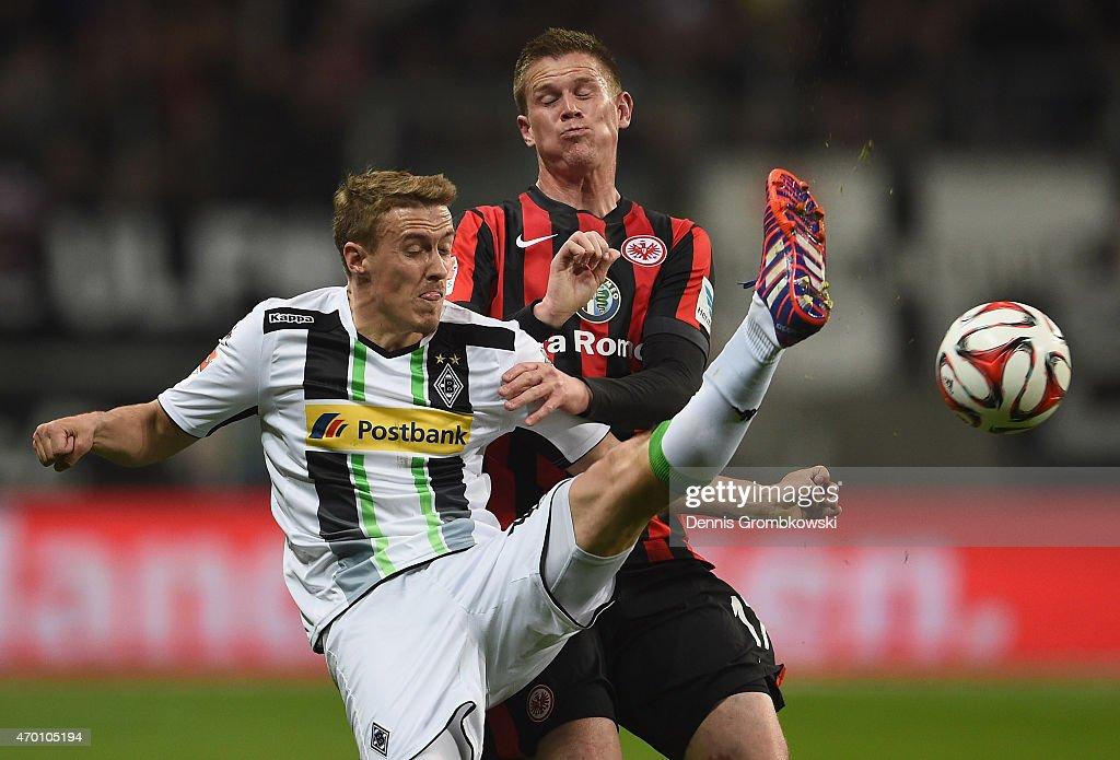 Eintracht Frankfurt v Borussia Moenchengladbach - Bundesliga