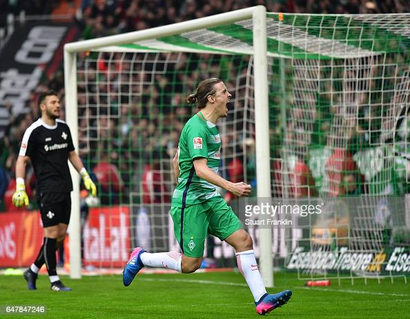 Werder Bremen v SV Darmstadt 98 - Bundesliga : News Photo