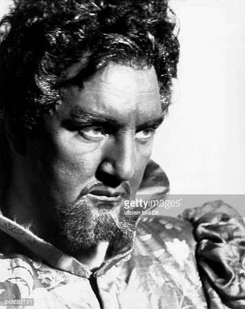 Max Lorenz Singer Germany as Othello 1943