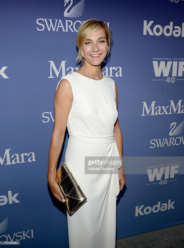 Max Mara executive <a gi-track='captionPersonalityLinkClicked' href=/galleries/search?phrase=Nicola+Maramotti&family=editorial&specificpeople=589561 ng-click='$event.stopPropagation()'>Nicola Maramotti</a> attends Women In Film's 2013 Crystal + Lucy Awards at The Beverly Hilton Hotel on June 12, 2013 in Beverly Hills, California.