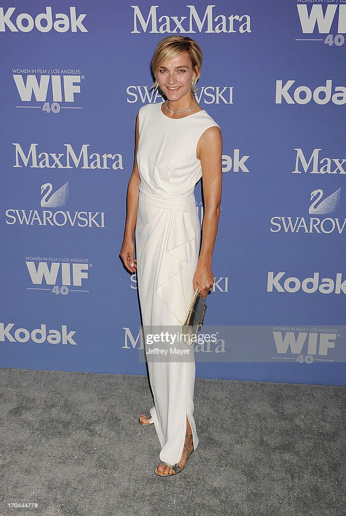 Max Mara executive Nicola Maramotti attends Women In Film's 2013 Crystal + Lucy Awards at The Beverly Hilton Hotel on June 12, 2013 in Beverly Hills, California.