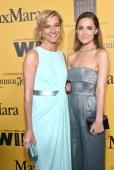 Max Mara Global Brand Ambassador Nicola Maramotti and actress Rose Byrne attend Women In Film 2014 Crystal Lucy Awards presented by MaxMara BMW...