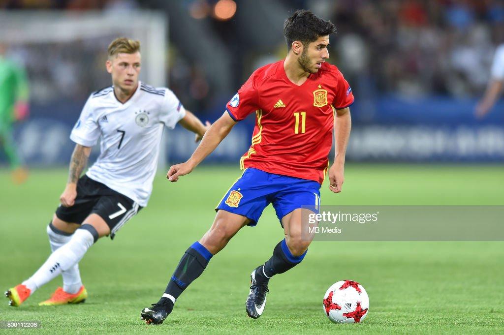 UEFA European Under-21 Championship 2017 : News Photo