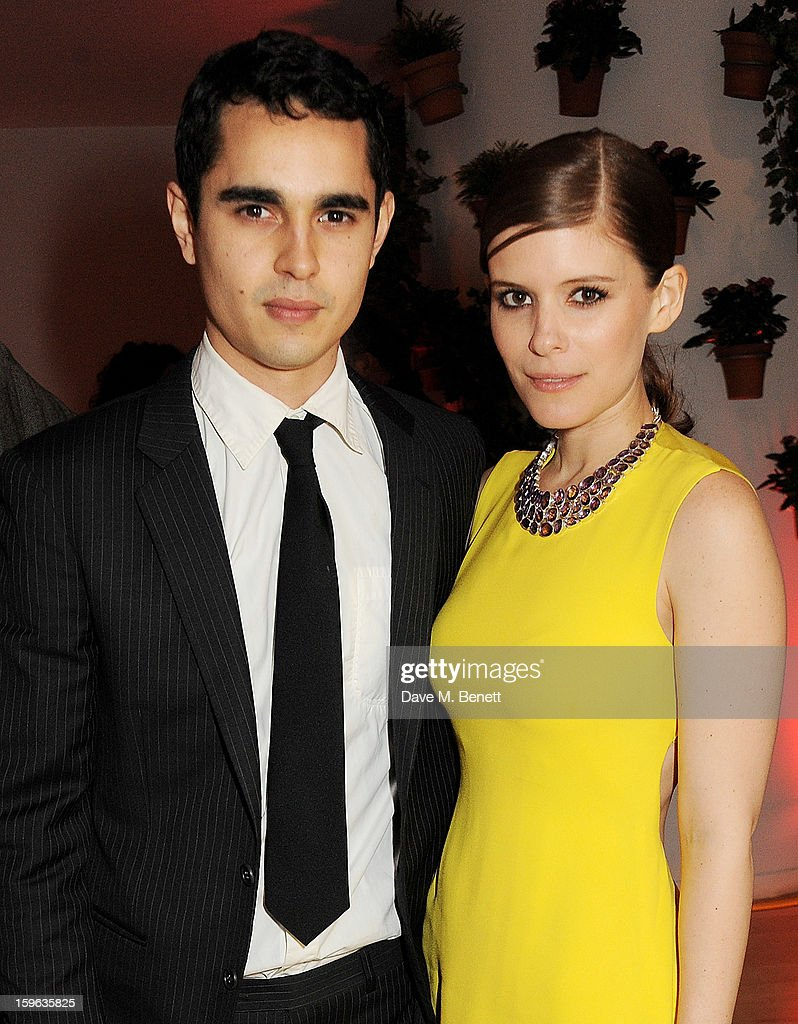 <a gi-track='captionPersonalityLinkClicked' href=/galleries/search?phrase=Max+Minghella&family=editorial&specificpeople=777019 ng-click='$event.stopPropagation()'>Max Minghella</a> (L) and <a gi-track='captionPersonalityLinkClicked' href=/galleries/search?phrase=Kate+Mara&family=editorial&specificpeople=544680 ng-click='$event.stopPropagation()'>Kate Mara</a> attend an after party celebrating the Red Carpet Premiere of the Netflix original series 'House of Cards' at Asia de Cuba, St Martins Lane Hotel, on January 17, 2013 in London, England.