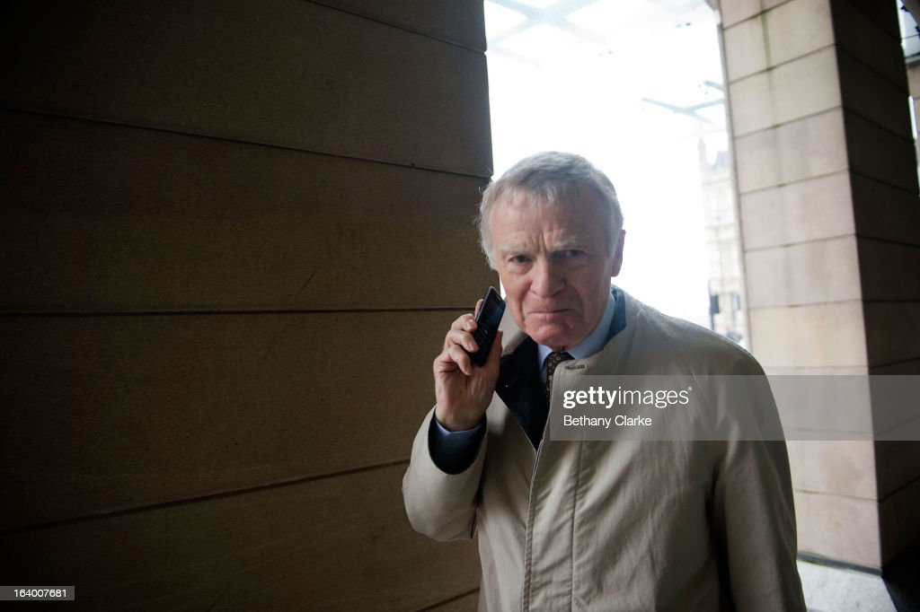 <a gi-track='captionPersonalityLinkClicked' href=/galleries/search?phrase=Max+Mosley&family=editorial&specificpeople=608363 ng-click='$event.stopPropagation()'>Max Mosley</a>, the former President of Federation Internationale de l'Automobile (FIA), arrives at Portcullis House on March 19, 2013 in London, England. <a gi-track='captionPersonalityLinkClicked' href=/galleries/search?phrase=Max+Mosley&family=editorial&specificpeople=608363 ng-click='$event.stopPropagation()'>Max Mosley</a> will attend a meeting with the Culture, Media and Sport Committee to discuss the regulation of the press.
