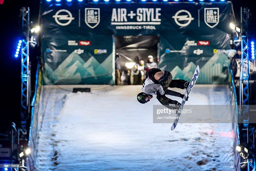 Air & Style 2016 In Innsbruck