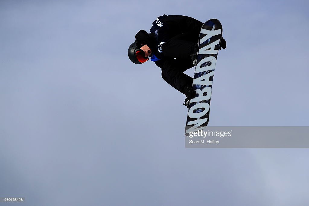 Toyota U.S. Snowboarding Grand Prix - Day 4