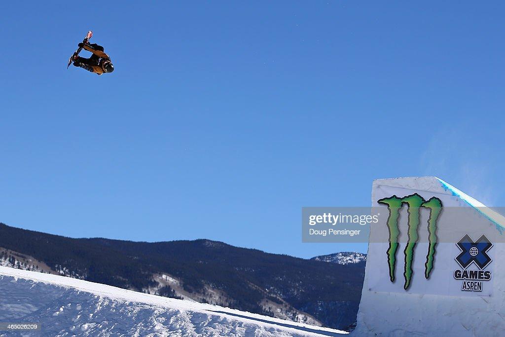 Winter X-Games 2014 Aspen - Day 3
