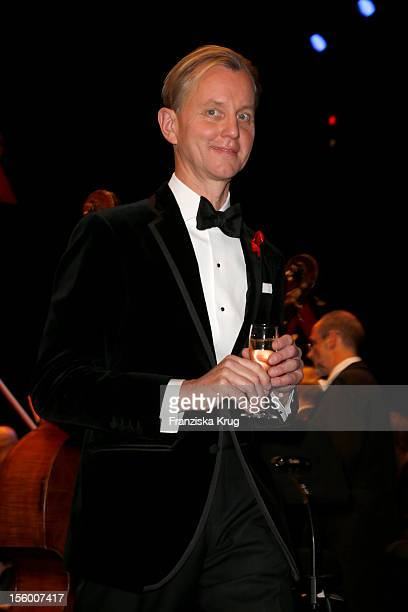 Max Raabe attends the '19th Opera Gala' at Deutsche Oper on November 10 2012 in Berlin Germany