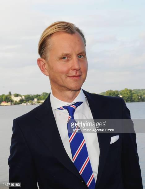 Max Raabe attends the Opening Gala of the 18th Jewish Filmfestival Berlin Potsdam at Hans Otto Theater on June 4 2012 in Potsdam Germany