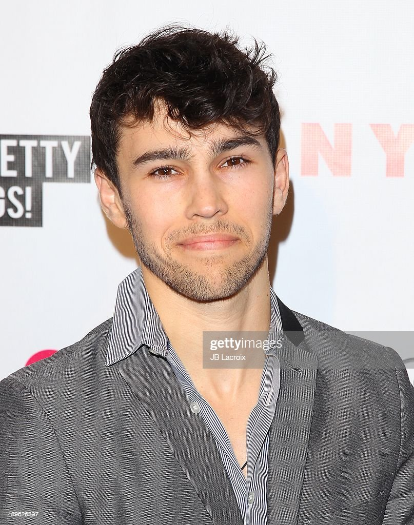 Max Schneider attends the Nylon Magazine May Young Hollywood Issue Party on May 8 2014 in Hollywood California