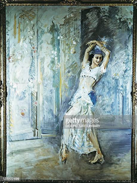 Max Slevogt The Dancer Pawlowa