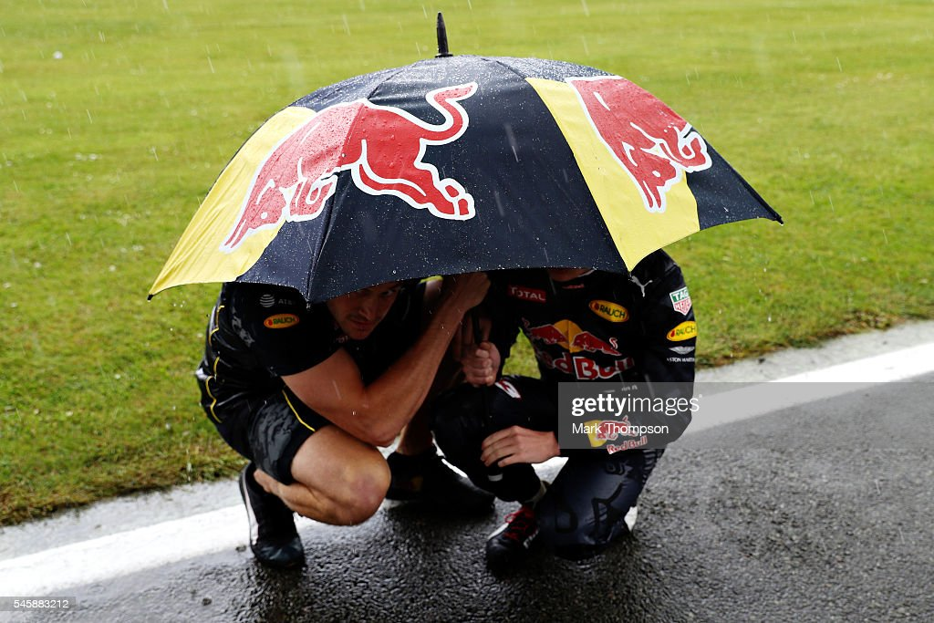 F1 Grand Prix of Great Britain : News Photo