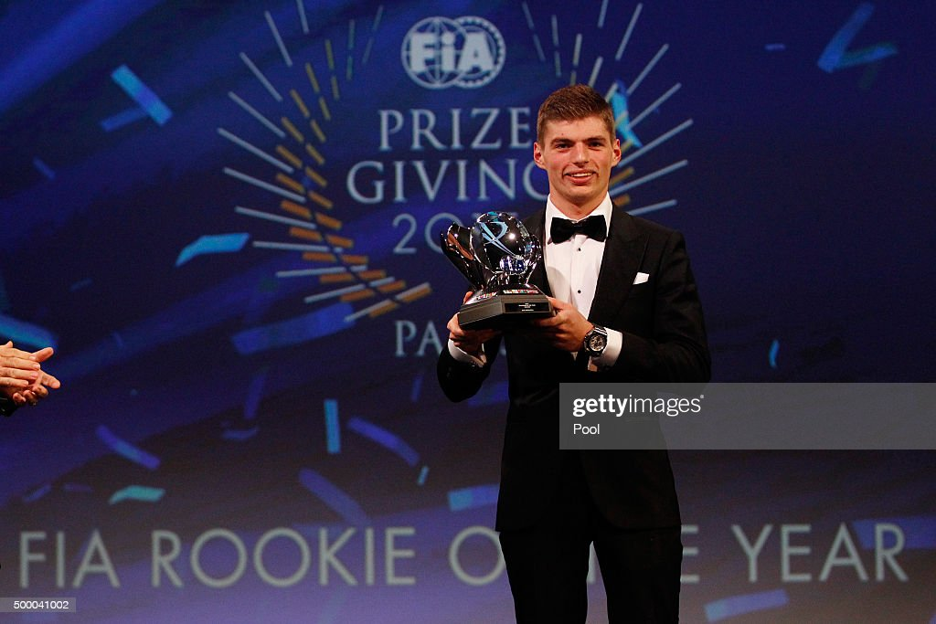 2015 FIA Prize-Giving Ceremony