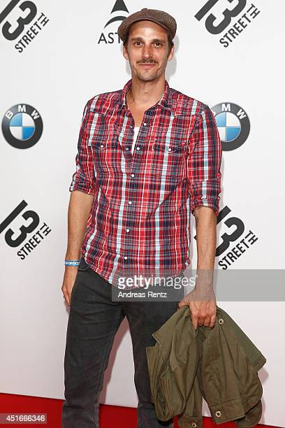 Max von Thun attends the Shocking Shorts Award 2014 at Amerika Haus on July 3 2014 in Munich Germany