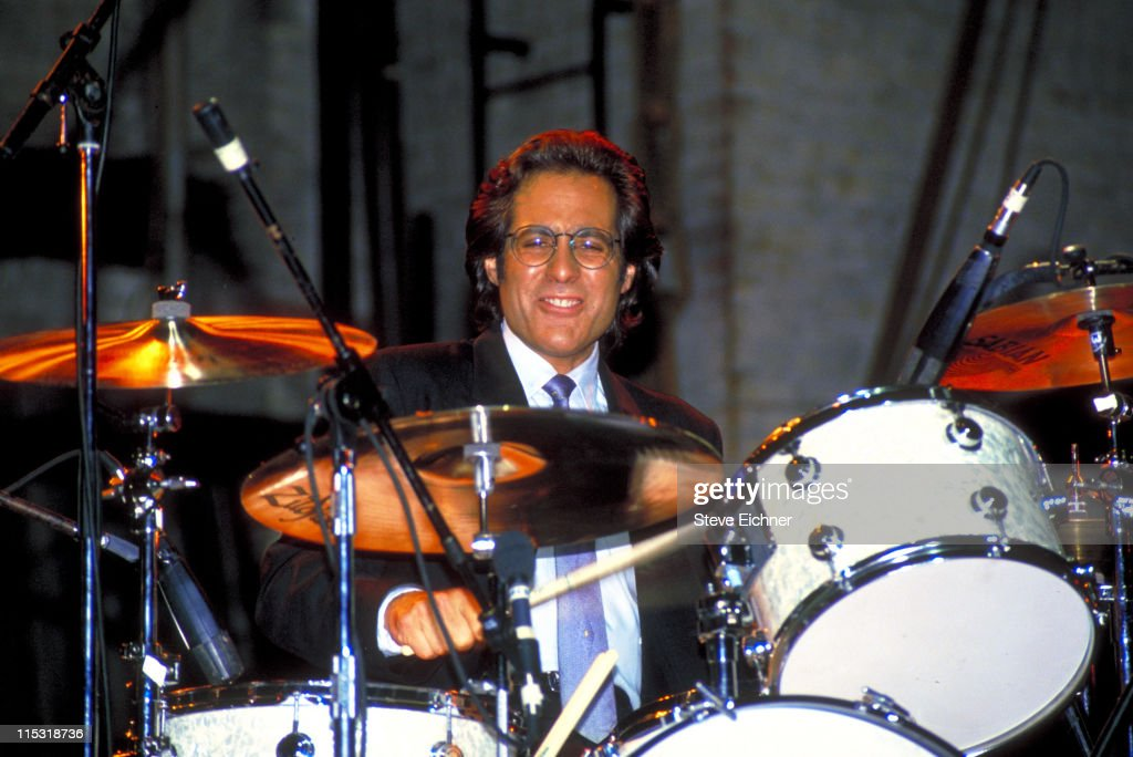 Max Weinberg during Max Weinberg in Concert at Beacon - 1994 at Beacon Theater in New York City, New York, United States.
