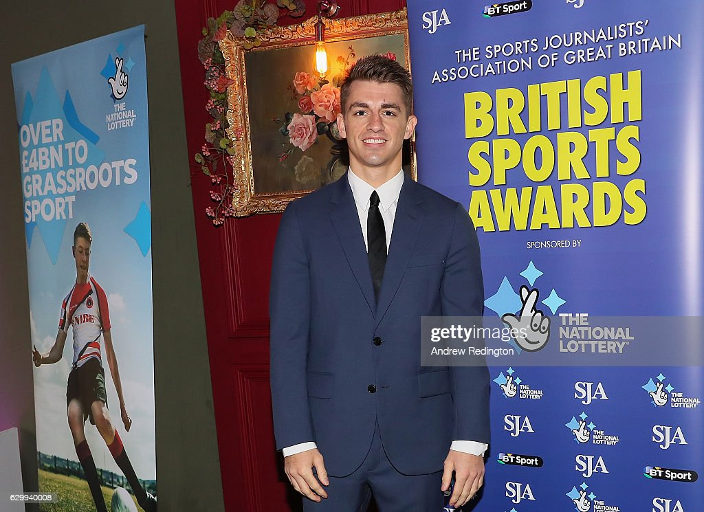 The SJA British Sports Awards 2016