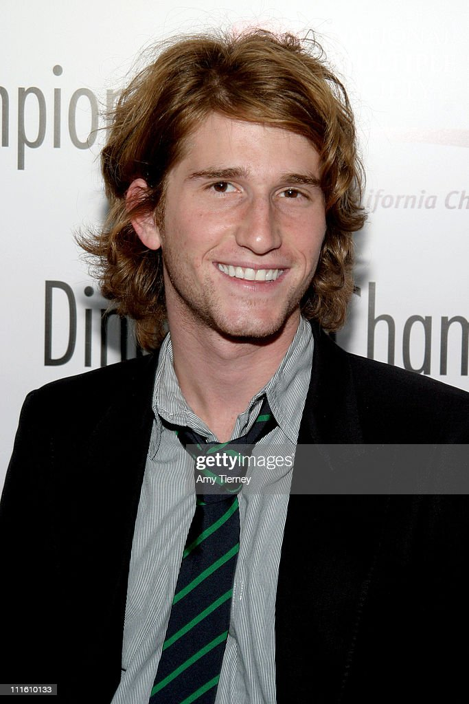 Max Winkler during 31st Annual MS Dinner of Champions at Kodak Theatre in Los Angeles, California, United States.