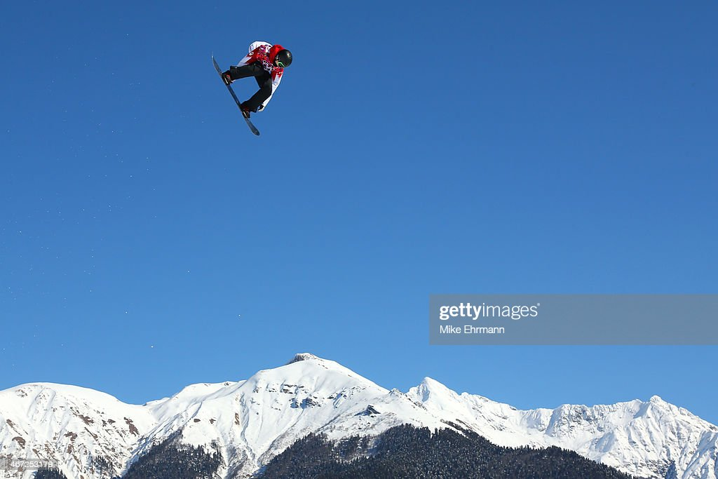 Snowboard - Winter Olympics Day -1