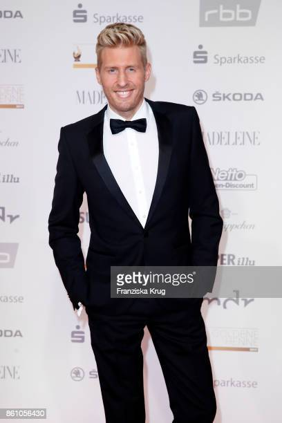 Maxi Arland attends the Goldene Henne on October 13 2017 in Leipzig Germany