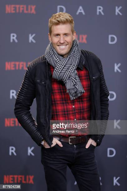 Maxi Arland attends the premiere of the first German Netflix series 'Dark' at Zoo Palast on November 20 2017 in Berlin Germany